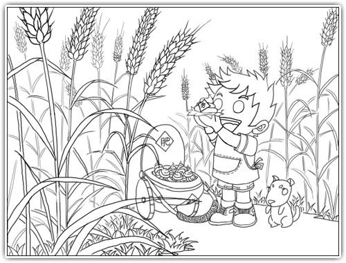 儿童画仙女简笔画